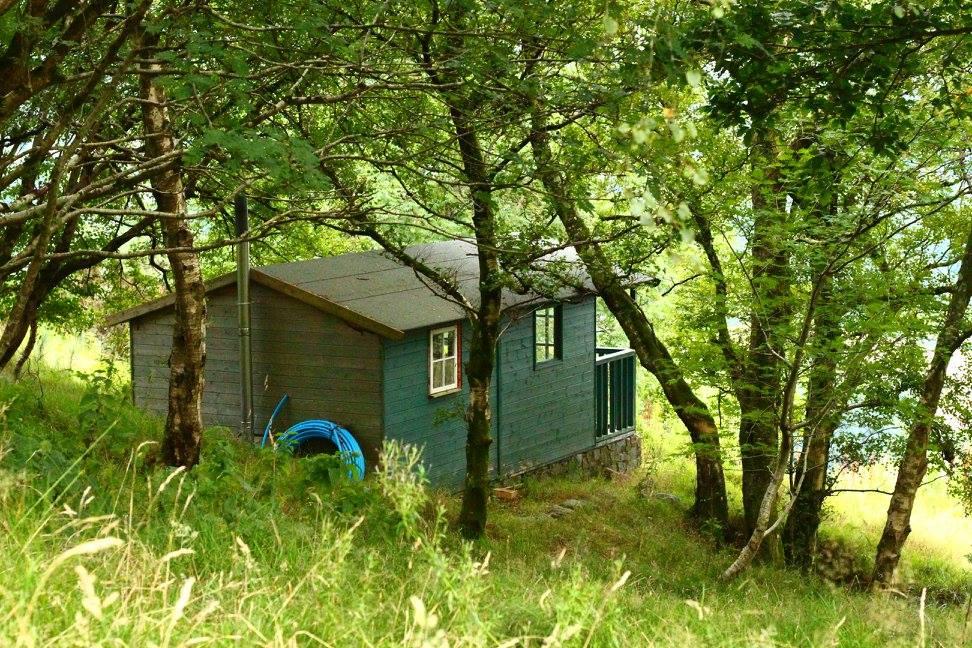 Melindwr Hut